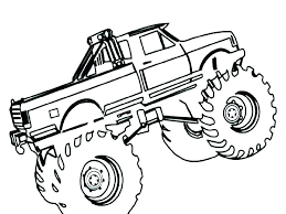 Free Printable Fire Truck Coloring Pages Page Monster Colouring