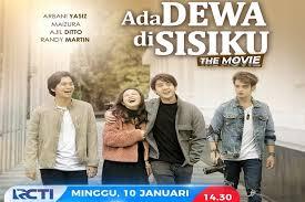 Arbani yasiz (lahir di jakarta, 15 oktober 1994; Ada Dewa Di Sisiku The Movie Semakin Bikin Penasaran Siapa Sosok Baru Diantara Bara Dan Melati