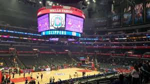 Staples Center Seating Chart Lakers Staples Center Section Pr16 Home Of Los Angeles Kings Los