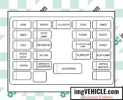 chevrolet aveo i fuse box diagrams Aveo Horn Wiring Diagram Bosch Relay Wiring Diagram