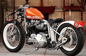 dp custom ironhead bobber at cyril huze post custom motorcycle news