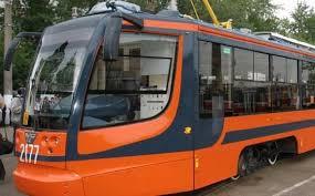 Новости общественного транспорта России Трамваи и троллейбусы В Уфе скоростной трамвай планируют пустить по Российской и Комсомольской
