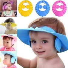 baby shower cap. Simple Baby Image Is Loading AdjustableBabyShowerCapHatWashHairShield In Baby Shower Cap P