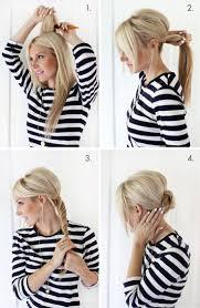 Schick 12 Einfache Frisuren F R Lange Haare Zum Selber Machen