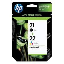 «Набор <b>картриджей HP</b> 21/22 <b>SD367AE</b> (C9351AE + C9352AE ...