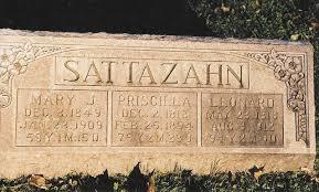 Leonard Sattazahn (1818 - 1912) - Genealogy