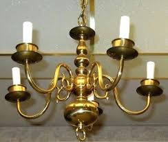 old brass chandelier vintage colonial revival style brass chandelier w 5 arms cool colonial revival lighting old brass chandelier