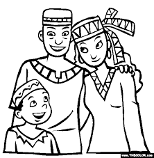 Small Picture Kwanzaa Online Coloring Pages Page 1