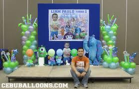 Sports Themed Balloon Decor Themes Cebu Balloons And Party Supplies