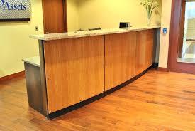 custom reception desks custom reception custom made reception desks toronto