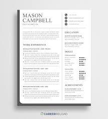 Resumes Free Download 016 Resume Template Mason Ideas Modern Free Impressive