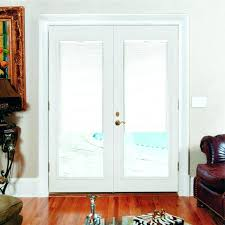 patio doors with blinds impressive on