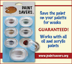 art tools cleaning no more wastage and certainly no losing that specially mixed colour