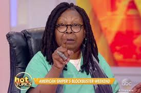 Image result for Rosie, Whoopi and Michael Moore