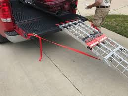 How To Transport A Motorcycle In A Pickup Truck: Simple Easy Guide ...