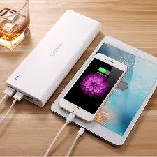 Ban Đầu Dự Phòng Romoss Sense9 Power Bank 25000 MAh Sense 9 Pin Ngoài 5V 3  Đầu Ra USB Sạc Cho IphoneX Xiaomi huawei Samsung|Sạc dự phòng
