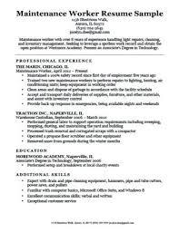 Warehouse Resume Templates Warehouse Resume Sample Resume Of A