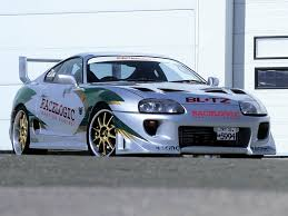 Cars and motorcycles pictures: Toyota Supra 2010 wallpapers
