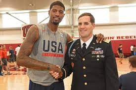 Never miss another show from scott smiley. Major Motivation Wounded Warrior Scotty Smiley Speaks To Team Usa Hoops