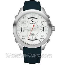 replica jacob co five time zone large jc 3 mens watch jacob jacob co five time zone large jc 3 mens watch