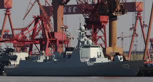 ins china ins vishakhapatnam v s chinese type 052d which one is lethal