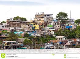 Brazilian Houses Traditional Houses In Manaus Brazil Editorial Stock Photo Image