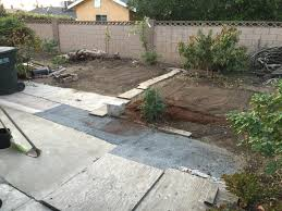 laying concrete block with glue architecture how to build stucco wall outside cinder fence