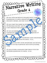 writing process using narrative writing rockin resources writing process using narrative writing