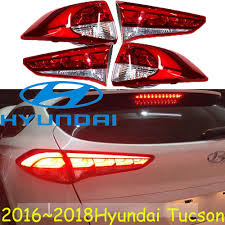Hyundai Tucson Rear Light Us 632 7 5 Off Tucson Taillight 2016 2018 Free Ship Led Tucson Rear Light Led Ix35 Tucson Taillight Santa Fe Ix45 Tucson Tail Light In Car Light