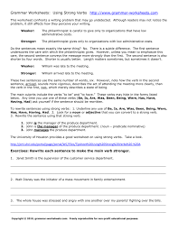 Collection Of Powerful Verbs Worksheet Year 3 | Download Them And ...
