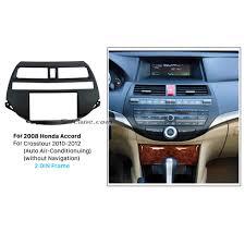 Durable Plastic Double Din 2008 Honda Accord Car Radio Fascia ...