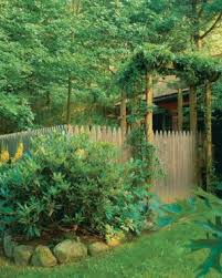 Small Picture Build a Sturdy Arbor Fine Gardening