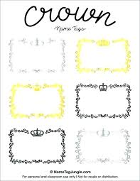Wedding Name Tag Template Place Card Printable Sparkler