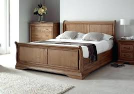black wooden bed frame queen dark wood king size double uk view in gallery home improvement
