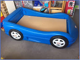 Little Tikes Blue Toddler Race Car Bed | Home Design Ideas