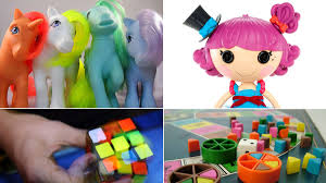 Most Popular Christmas Toys, from Cabbage Patch Kids to Rubik\u0027s Cube