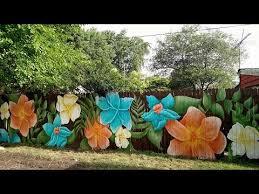 Backyard murals|fence murals