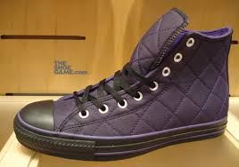 Converse All Star Quilted Hi Purple - TheShoeGame.com - Sneakers ... & Converse All Star Quilted Hi Purple Adamdwight.com