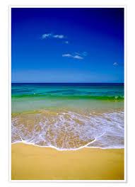 Douglas Peebles Sonne Strand Und Meer Poster Online Bestellen