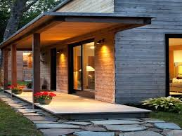 mid century modern front porch. Modern Front Porch View In Gallery Mid Century Style