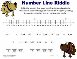 4th Grade Decimals Worksheets & Free Printables   Education.com4th Grade. Math · Worksheet. Fraction Riddles