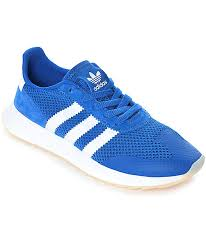 adidas shoes blue and white. adidas flashback blue \u0026 white womens shoes and h