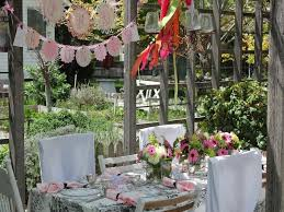 outdoor decorative flags at home