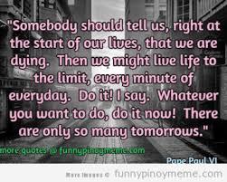 Pope Paul 6 Quotes. QuotesGram via Relatably.com