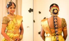 south indian bridal makeup hairstyles