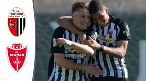 Ascoli vs Monza | Match Highlights & All Goals 2021 - YouTube