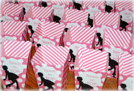Boxes For Baby Shower Favors