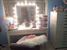 Diy Vanity Mirror with Light Bulbs Lovely Makeup Mirror with Lights