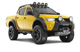 L200 Triton Custom | Cars | Pinterest | Mitsubishi pickup ...