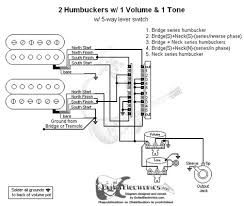 humbuckers 5 way lever switch 1 volume 1 tone 03 2 humbuckers 5 way lever switch 1 volume 1 tone 03
